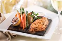 Cedar Plank Roasted Salmon