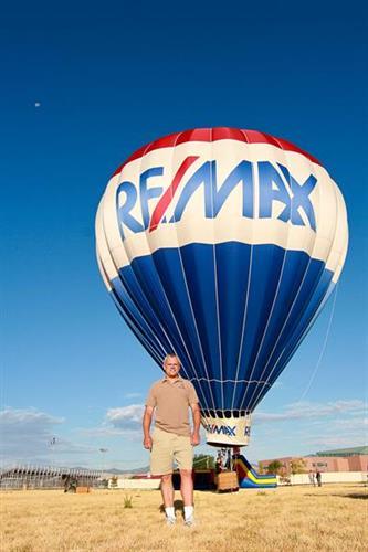 Balloon Day at West Jordan City Park