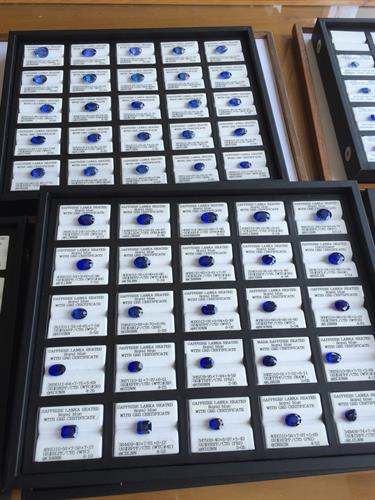 Let us do your sapphire shopping for you, we'll bring them straight from Hong Kong.