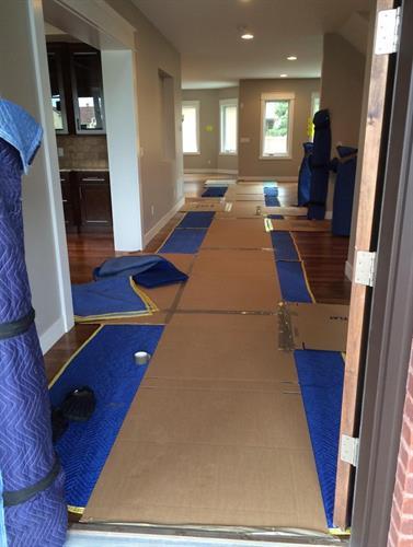 Floor Prep