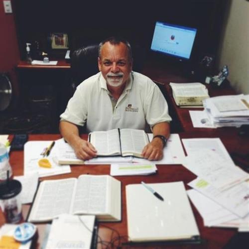 Pastor Dave Hoffman