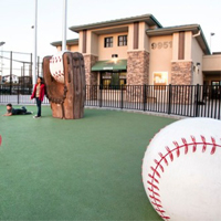 Beautiful Sports and Recreational Facility