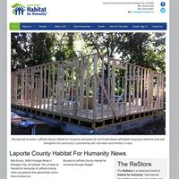 Habitat for Humanity - La Porte Indiana