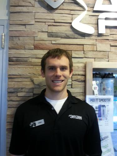 Josh, Regional Personal Training Director