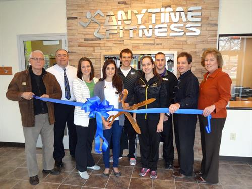 Chamber Ribbon Cutting