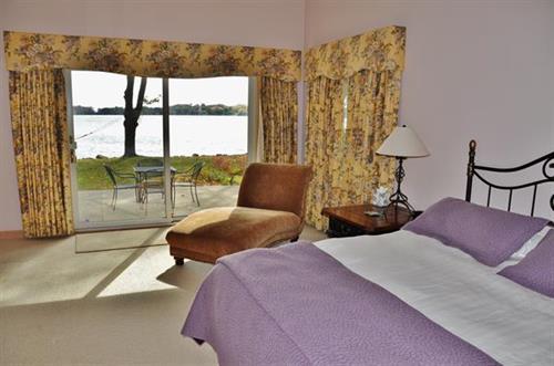 Northern Loon Master Bedroom