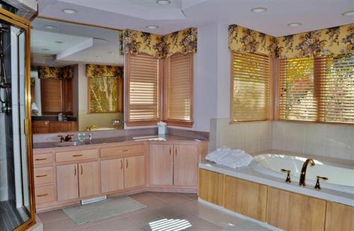 Northern Loon Master Bathroom