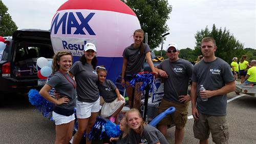 LakeFront Days Parade 2014