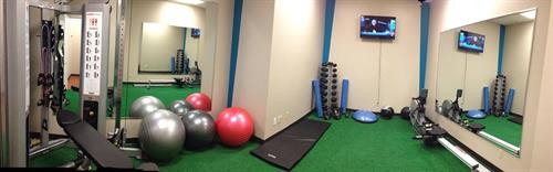Our Training Facility