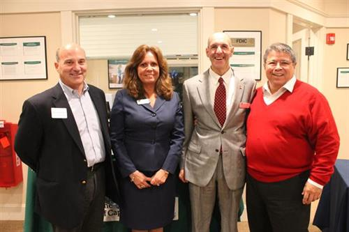Falmouth Chamber Business After Hours at our North Falmouth Branch