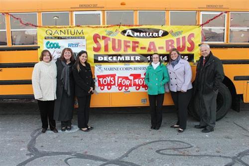 2013 Stuff-a-Bus
