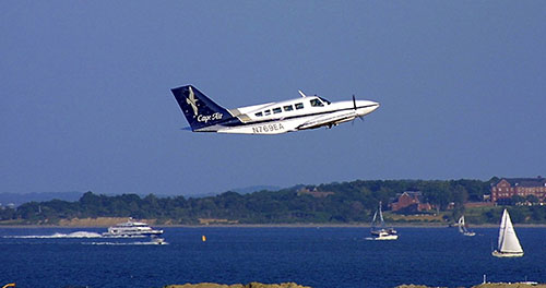 Cape Air started with 3 routes in 1989, and now serves 44 cities in the US, Caribbean and Micronesia.