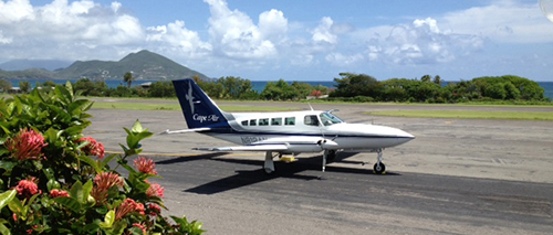 Cape Air's Caribbean presence covers Puerto Rico, the USVI, BVI, Nevis and Anguilla.