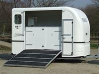 Space Treka- most popular of all the Treka trailers