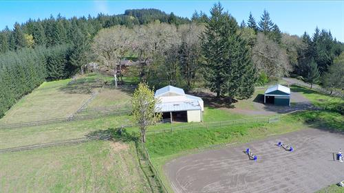SOLD The Perfect 6 acre Hillsboro Hobby Farm