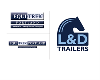 It was our pleasure to develop branding and logo designs for L&D Trailers