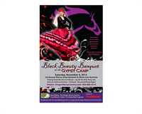 OHC asked MC2 to design the 2013 Black Beauty Banquet poster. We were honored to be asked