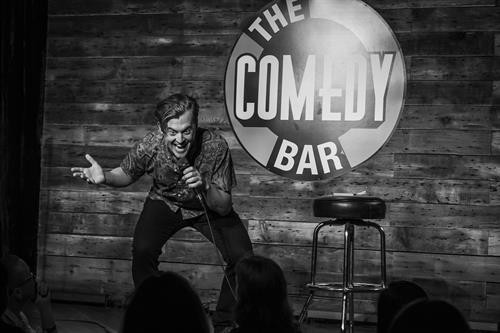 Comedian Alex Moffat
