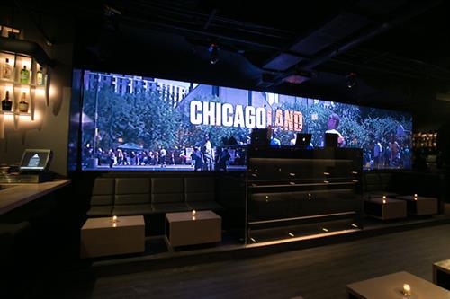 40 ft LED Screen