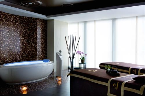 Chuan Spa - VIP Treatment Room
