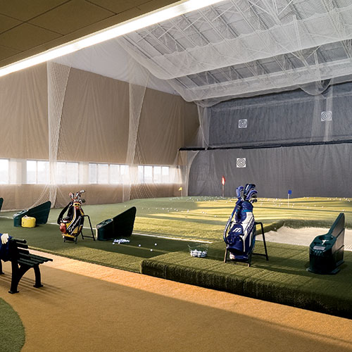 The Golf Center at East Bank Club