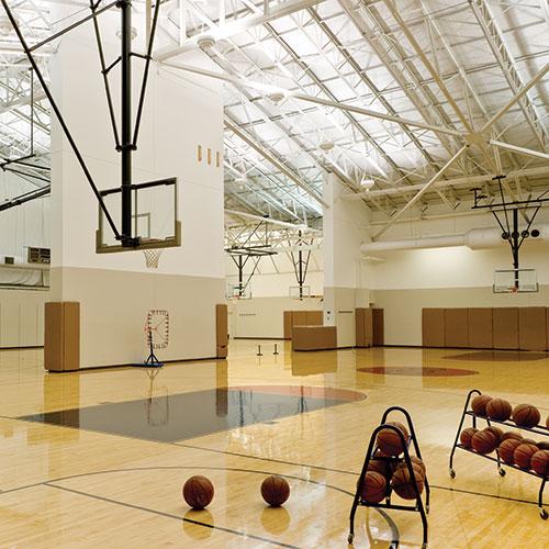 The Gymnasium at East Bank Club
