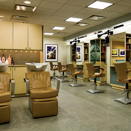 The Salon at East Bank Club