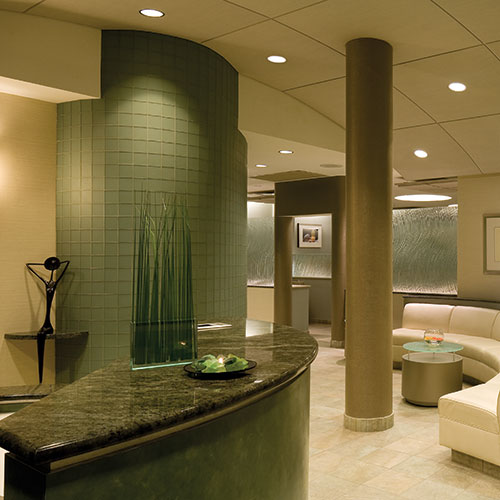 The Spa at East Bank Club