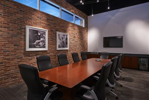 DataBank - Customer Conference Room - Richardson, TX