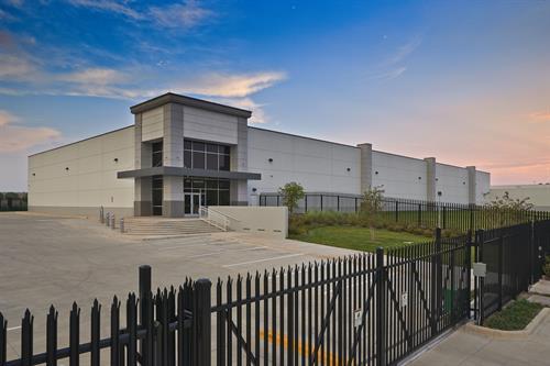 DataBank - Perimeter Fencing - Richardson, TX