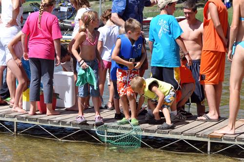 Kids' Fishing Contest