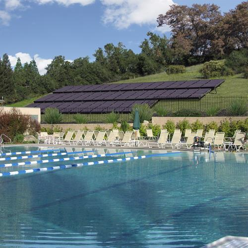 Commercial Solar Pool Heating Fountaingrove, SolarCraft