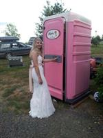 Brides Like TPI's PINK LADIES ONLY toilets!!!