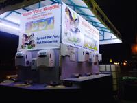 Hand Wash Trailers - self illuminated!