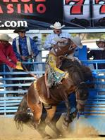 Lots of great rodeo action to choose from with four annual Baker County rodeos