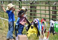 The annual Hells Canyon Junior Rodeo in Halfway