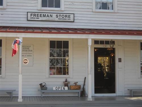 Historic Freeman House
