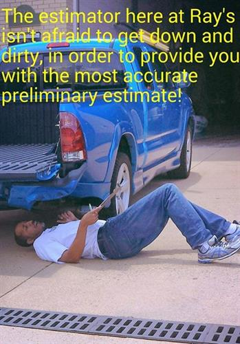 Come in today for your free estimate!
