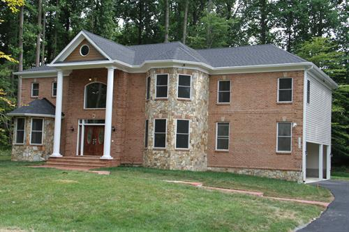 Custom Built Residence In Fairfax, VA