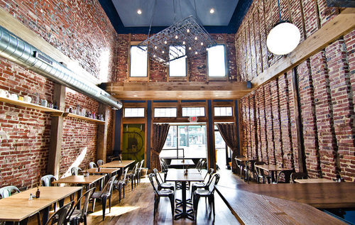 Restaurant Interiors in Washington,DC