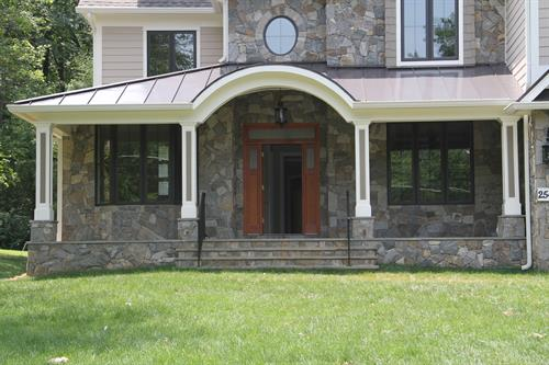 Custom Built Residence in Vienna, VA