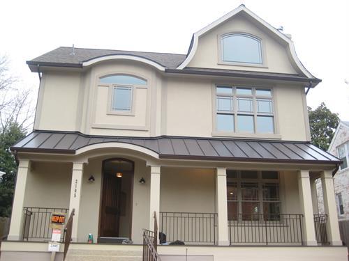 Custom Built Residence in Arlington, VA