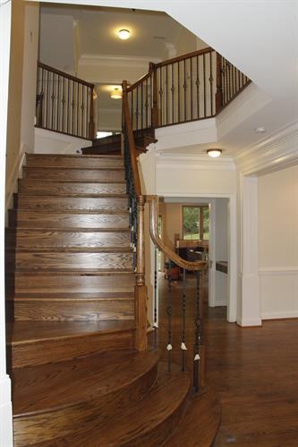 Custom Built Residence in Vienna, VA