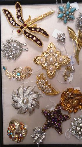 costume and fine jewelry