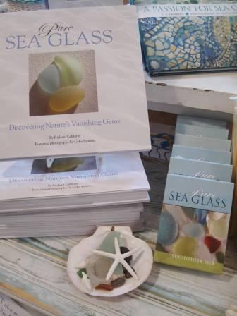 Pure Sea Glass books