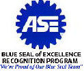 ASE Blue Seal Shop