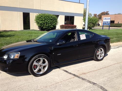 2006 Pontiac GXP; one of the nicest cars we've rebuilt the trans on