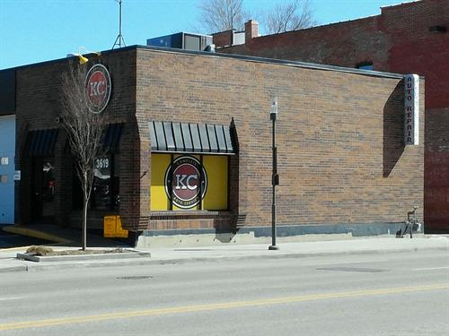 Our Main Street Location