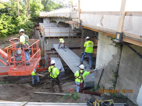 Greenway Bridge Rehabilitation