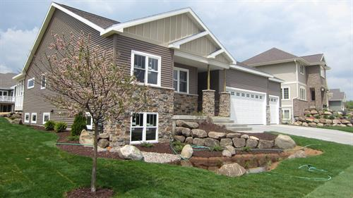 Midwest homes inc home builders home and building for Midwest home builders